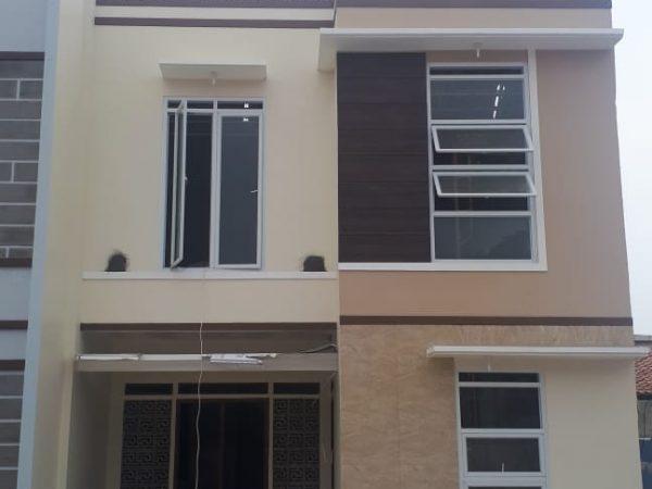 Rumah Cluster Strategis 2 Lantai di Kelapa Dua, Depok