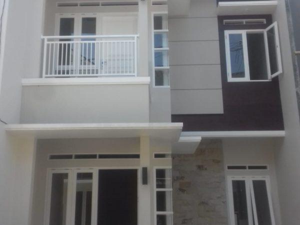 Rumah 2 Lantai Siap Huni, di Jl H. Montong, Ciganjur, Jagakarsa, Jakarta Selatan