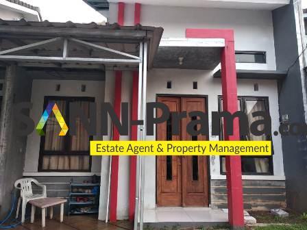 Rumah dalam Cluster Siap Huni di Pamulang, Tangerang Selatan