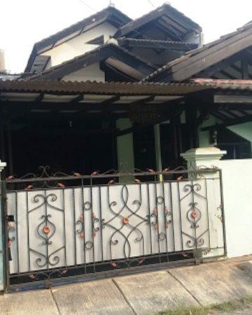 Rumah Siap Huni 1,5Lantai dalam Komplek di Serua, Ciputat, Tangerang Selatan