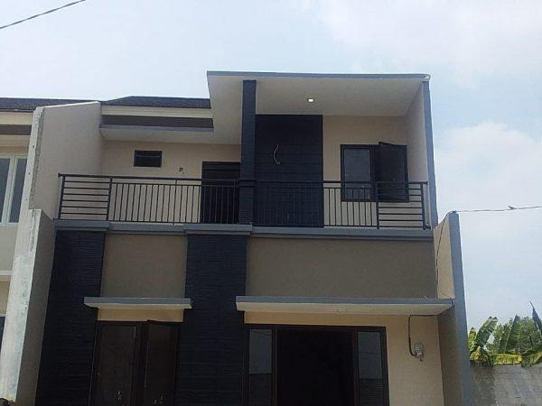 Rumah 2 Lantai Siap Huni dalam Cluster di Jl. Raya Cinere- Limo, Depok