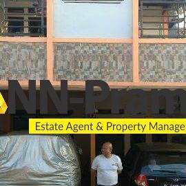 Rumah Second 2 Lantai di Rangkapan Jaya, Pancoran Mas, Depok