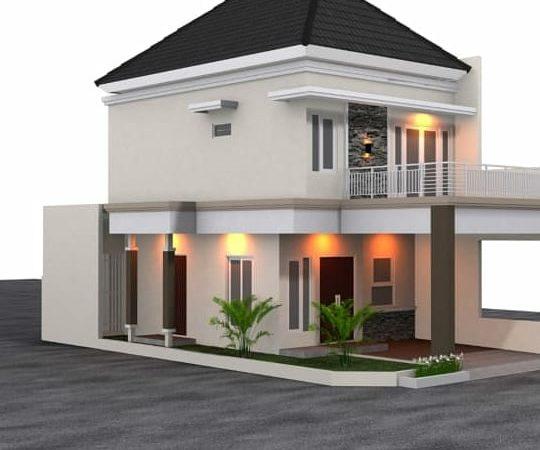 Rumah dalam Cluster 1,175M di Pancoran Mas, Depok