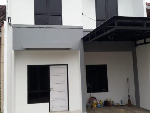 Rumah 2 Lantai 625 Juta dekat Kawasan GDC di Kalimulya, Cilodong, Depok