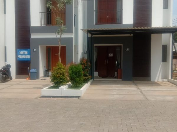 Rumah Mewah 2 Lantai 1,1M di Pondok Cabe, Cinangka, Depok