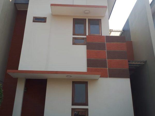 Rumah Cluster 2 Lantai di Kalimalang, Jakarta Timur