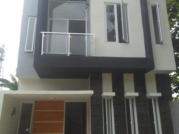 Rumah Baru 2 Lantai Murah di Jl.Leuwinanggung, Cibubur