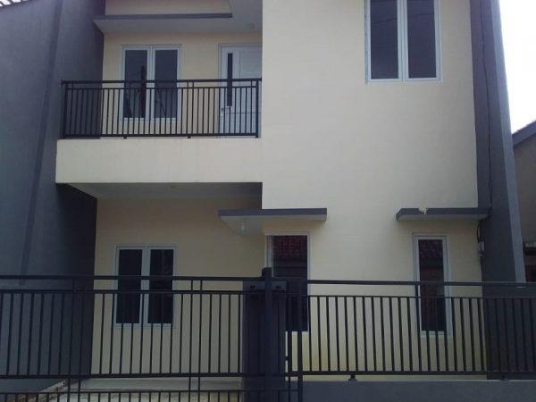 Rumah 2 Lantai 600Jutaan Mampang Depok