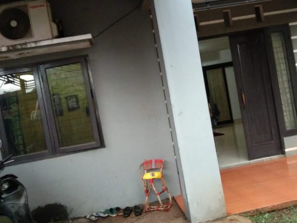 Rumah Siap Huni 2 Lantai Asri Nyaman Pamulang