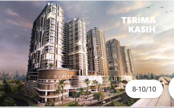 The Real TOD, LRT City Jakarta by Adhi Karya Open for Sale NOW
