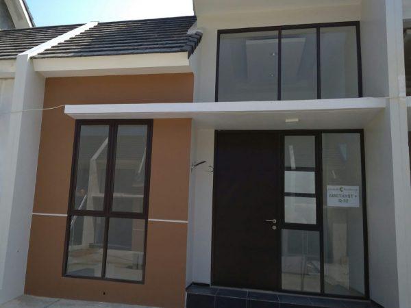 Rumah Cluster Pinggir Jalan Sepatan Tangerang