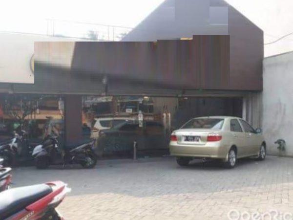 Tempat Usaha dijual di pinggir jln Margonda Depok