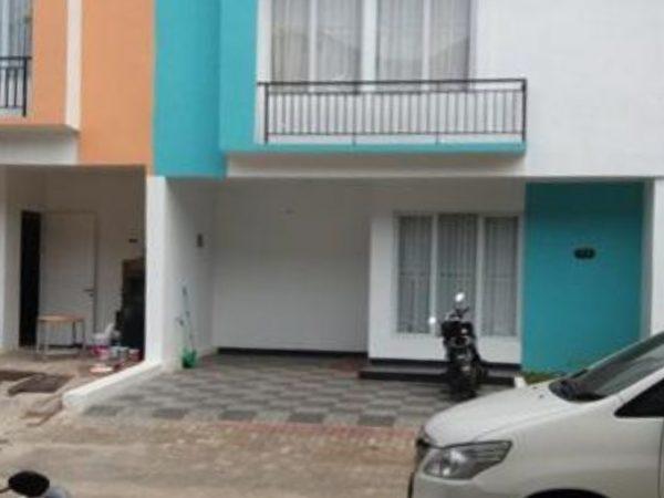 2 Lantai Rumah Baru dalam Cluster Pondok Benda