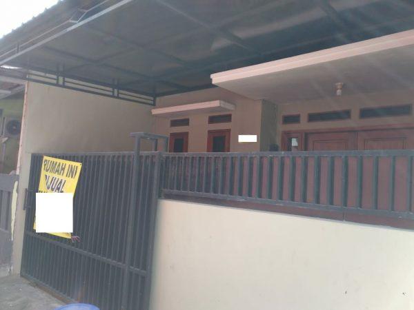 Rumah Second Kaliabang dekat Harapan Indah Dijual Murah