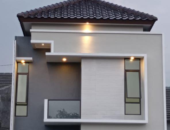 Rumah 2 Lantai Selangkah ke Pintu Tol Sawangan