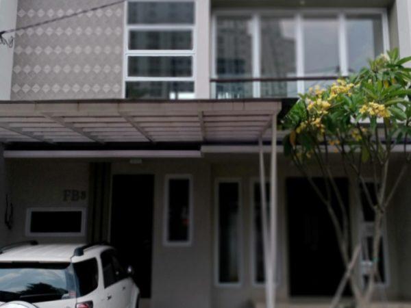 Rumah Siap Huni Dalam Cluster Cinere Gandul