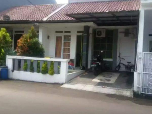 Rumah Second Layak Huni Sukmajaya Depok