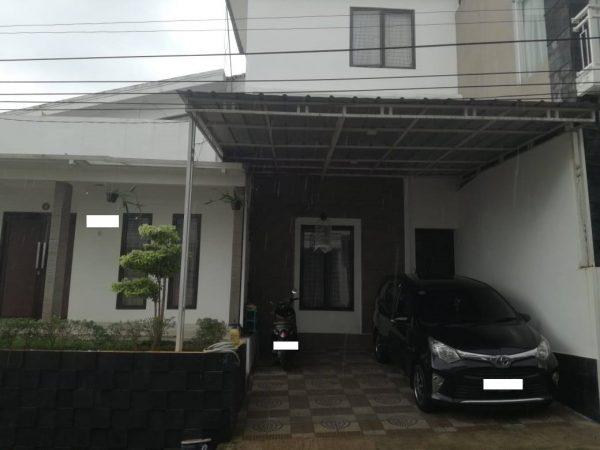 Rumah Dalam CLuster Siap Huni Dijual Cepat