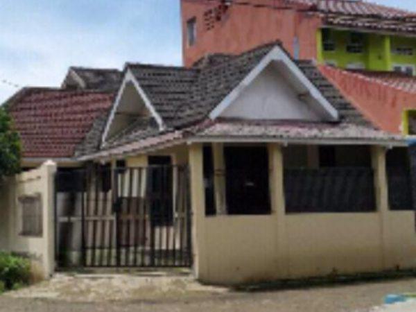 Rumah Second Tanah Luas TangSel