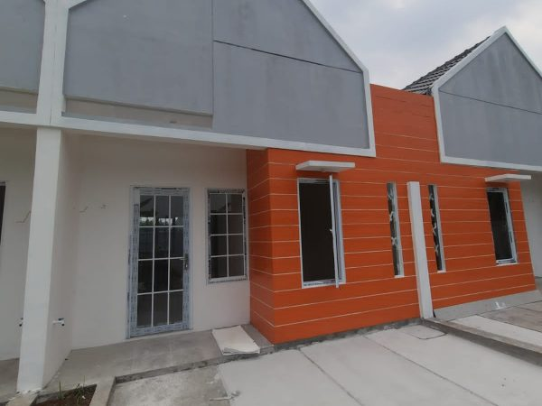 Rumah Cantik Desain Unik Pasir Putih Depok